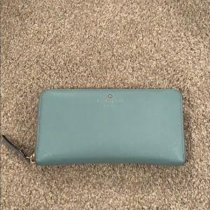 Kate Spade Continental Zip-around Wallet